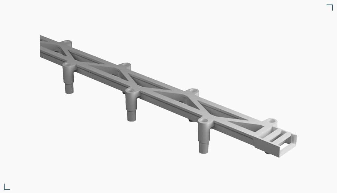 Podkładka plastikowa do prefabrykacji – LINEX