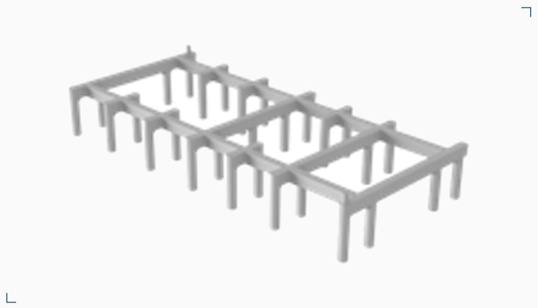 Podkładka plastikowa do prefabrykacji – RES R